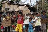 Mỹ điều tàu sân bay đến cứu Philippines