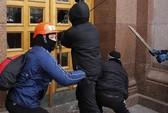 Ukraine: Người biểu tình chiếm tòa thị chính Kiev