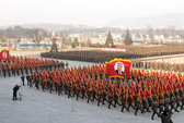 Cô của Kim Jong-un không dự lễ tưởng niệm anh trai