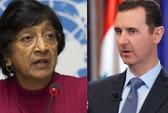 """Có bằng chứng ông Assad """"phạm tội ác chiến tranh"""""""