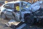 Đăng tin trên Twitter về tai nạn của chồng
