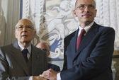Chính phủ liên minh Ý sụp đổ