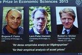 """Nobel Kinh tế cho """"dự báo giá tài sản"""""""