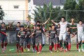 U23 Việt Nam gút danh sách ngày 1-12