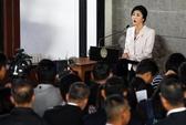 Bà Yingluck quyết không từ chức