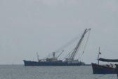 Vụ chìm tàu Trường Hải Star: Tìm thấy 1 container mất tích