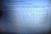 Vụ chìm ca nô: Vợ tài công gửi thư phản bác