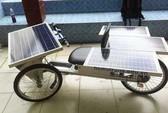 Xe chạy bằng năng lượng mặt trời