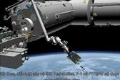 Vệ tinh tư nhân đầu tiên của VN chờ ngày rời ISS
