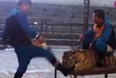 Trung Quốc: Phẫn nộ vì clip bạo hành hổ