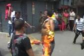 Ấn Độ: Tự thiêu đòi thành lập bang mới