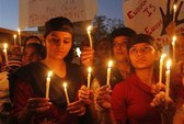 Nữ cảnh sát Ấn Độ bị cưỡng hiếp tập thể