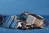 Tìm thấy xương người cạnh tàu Costa Concordia