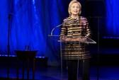 Bà Clinton dẫn đầu danh sách ứng viên tổng thống