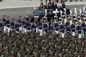 """Hàn Quốc diễu binh """"răn đe"""" Triều Tiên"""