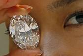 Viên kim cương to bằng quả trứng trị giá 30,6 triệu USD
