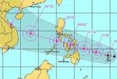 """""""Bão quái vật"""" Haiyan tiến đến Philippines"""