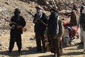 Chỉ huy đặc nhiệm Afghanistan gom vũ khí đào tẩu