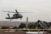 Thổ Nhĩ Kỳ: Máy bay vướng dây điện, 4 binh sĩ thiệt mạng