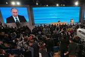 Tổng thống Putin: Nhờ Snowden, mọi người thay đổi cách nghĩ