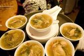 Trung Quốc cấm chiêu đãi món ăn đắt tiền