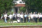 Tai nạn đường sắt, 2 người chết
