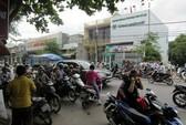 Giành giật hơn 1 tỉ đồng trước Vietcombank