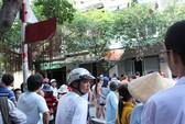 TPHCM: Cháy nhà trên đường Bàu Cát 2