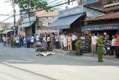 Nữ sinh viên bị xe khách tông chết