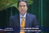 """Thống đốc Nguyễn Văn Bình: """"Không lý do gì bình ổn giá vàng!"""""""