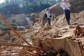 Thủy điện Đăk Mek 3 vỡ vì dùng đất, đá, cát trộn bê tông