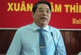 Thôi chức Chủ tịch UBND tỉnh Bình Phước