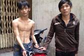 Đặc nhiệm hình sự bắt 2 tên cướp giật vừa ra tù