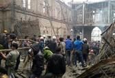 Sập công trình nhà thờ, hơn 40 người thương vong