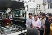 Vụ ô tô tông chết bé trai: Thai phụ cầm lái để... khởi động xe