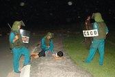 Quân đội - công an trấn áp tội phạm
