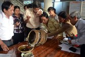 Kho cổ vật ở Bình Châu trị giá khoảng 54 tỉ đồng