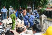 TPHCM: Xác người nổi ở bến Bạch Đằng
