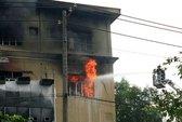 Cháy cực lớn trong khu chế xuất Linh Trung 2