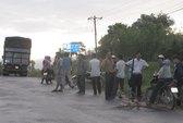 Xe tải tông chết học sinh lớp 6