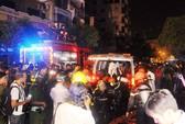 TPHCM: 3 người chết cháy trong tiệm vàng mã