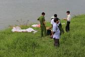 Thi thể nổi trên sông Hương