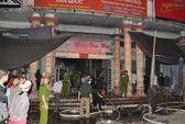 Cháy chợ lớn nhất Hà Nam, hàng trăm ki ốt ra tro