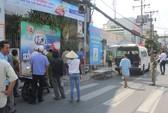 TPHCM: Thợ sửa xe đột tử ở ngã tư Phú Nhuận