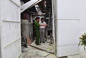 Đà Nẵng: Cây xăng bỗng dưng phát nổ
