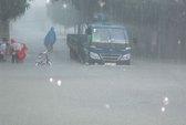 Hà Tĩnh: Mưa lớn làm ngập hàng trăm nhà dân