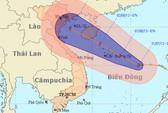 Áp thấp nhiệt đới thành bão, đã có 5 người chết