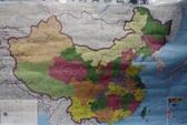 Phát hiện người Trung Quốc đưa bản đồ có đường lưỡi bò vào Việt Nam
