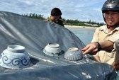 Quảng Ngãi: Người dân phát hiện thêm 1 tàu cổ