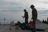 Diễn tập trận bắn đạn thật bảo vệ đảo Lý Sơn